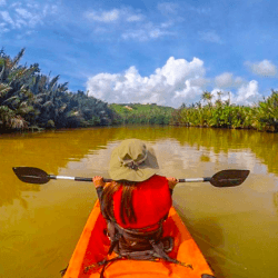Adventure Kayaking, Guam, Valley of the Latte, Tours, Activities, Things to Do
