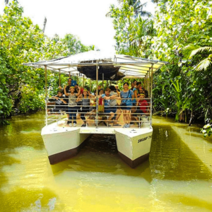 Adventure Riverboat Cruise, Guam, Valley of the Latte, Tours, Activities, Things to Do