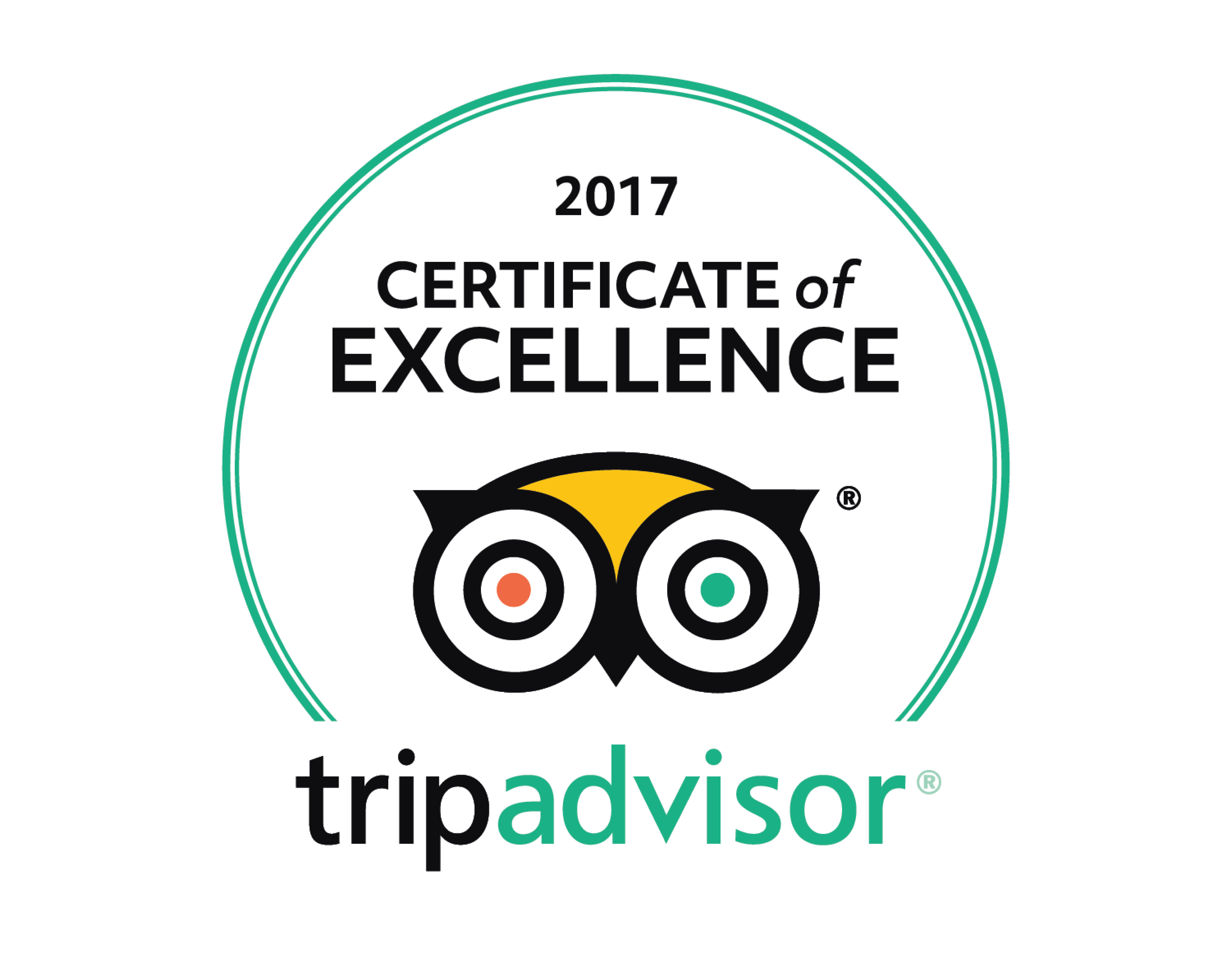 tripadvisor 2017, certificate of excellence, Guam's #1 tours, Valley of the latte adventure park
