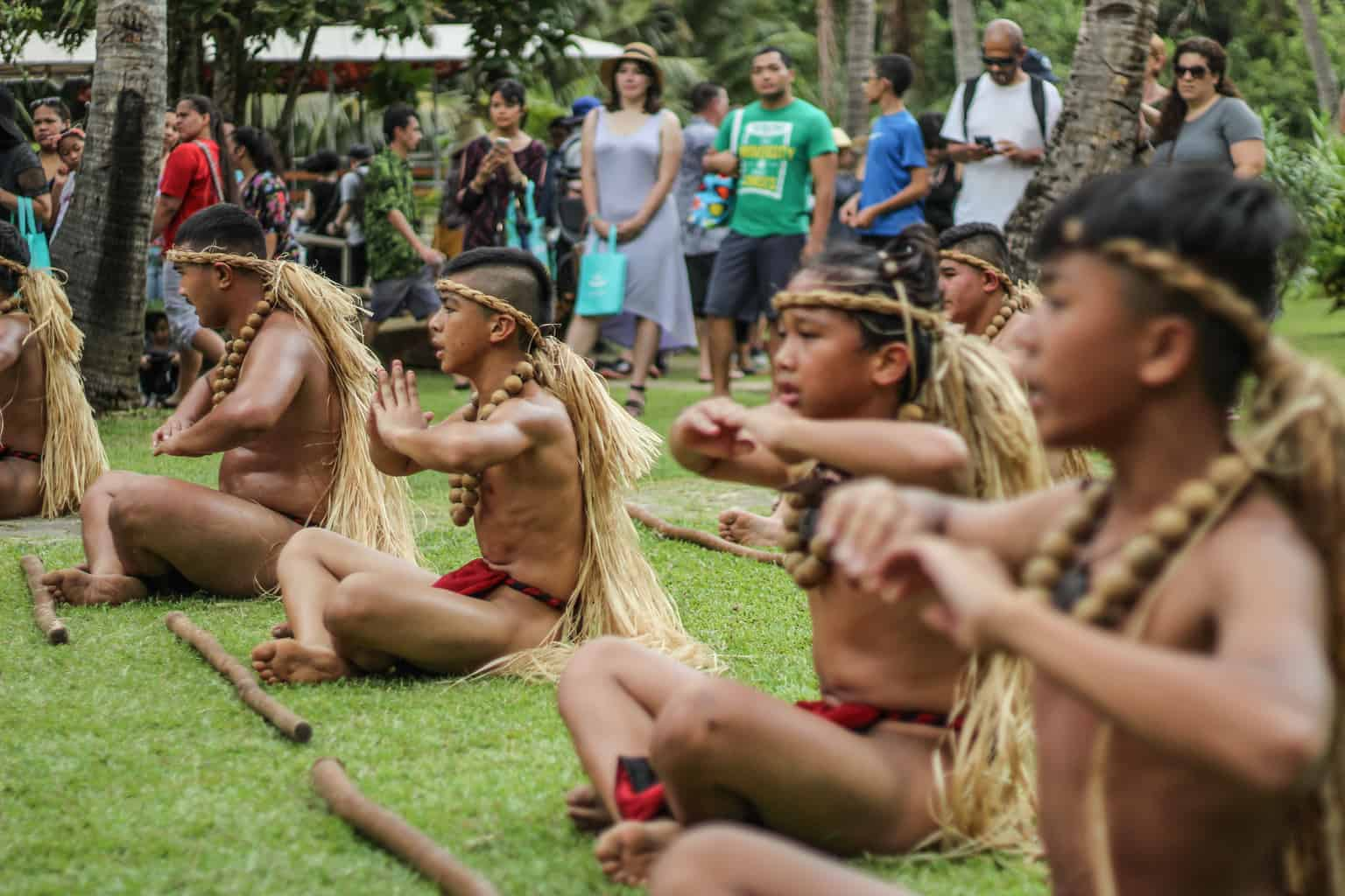 Valley of the Latte Adventure Park, Guam, Cultural Celebration, Dinana Pa'a Taotao Tano
