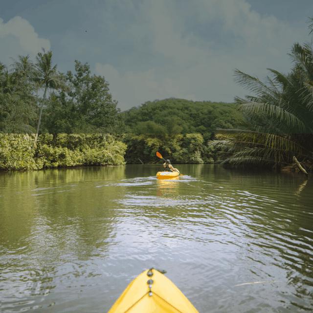 Guam's Adventure Kayaking Experience