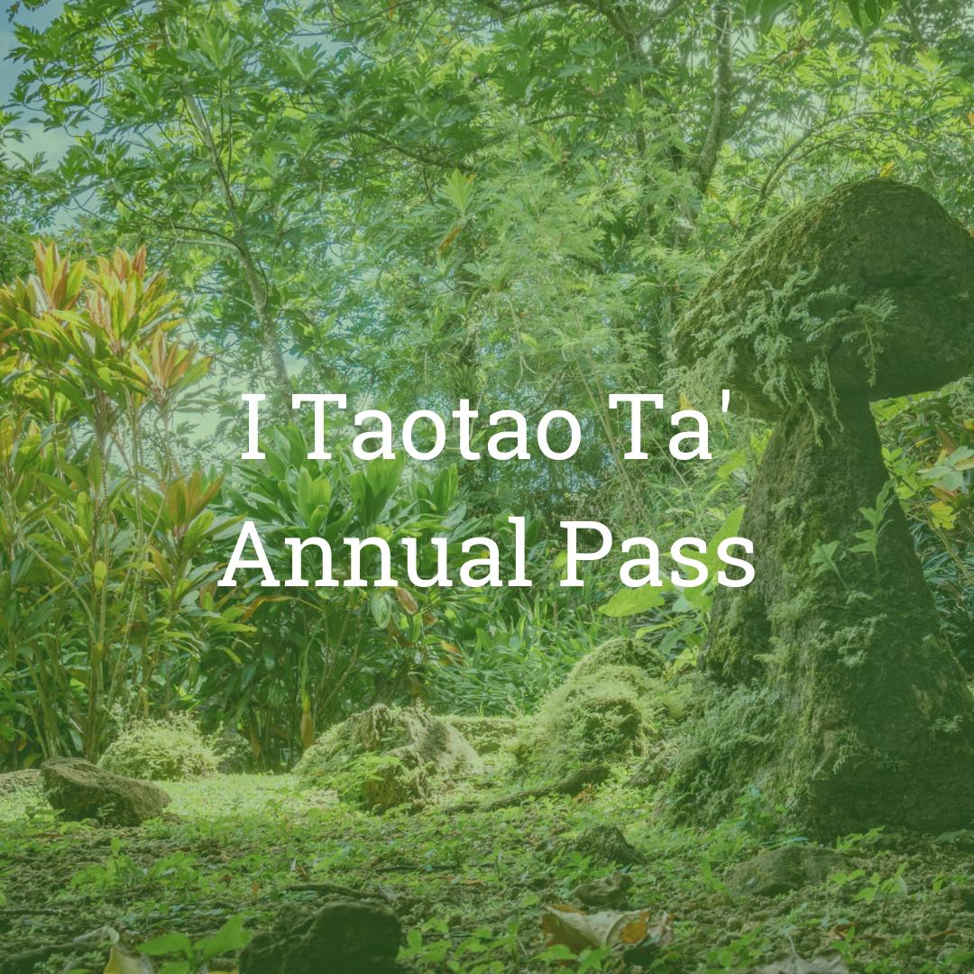 Individual Valley of the Latte Guam Cultural Park Annual Pass Membership