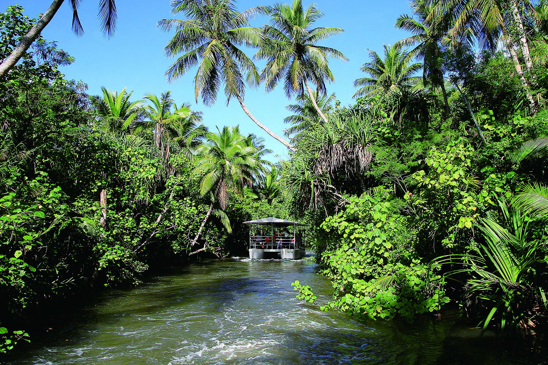 Afternoon Tours Guam's Best Tour River Cruise