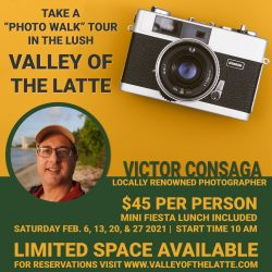 Things to do on Guam, Photo Walk Tour, Photography Workshop with a pro at the Valley of the Latte Guam