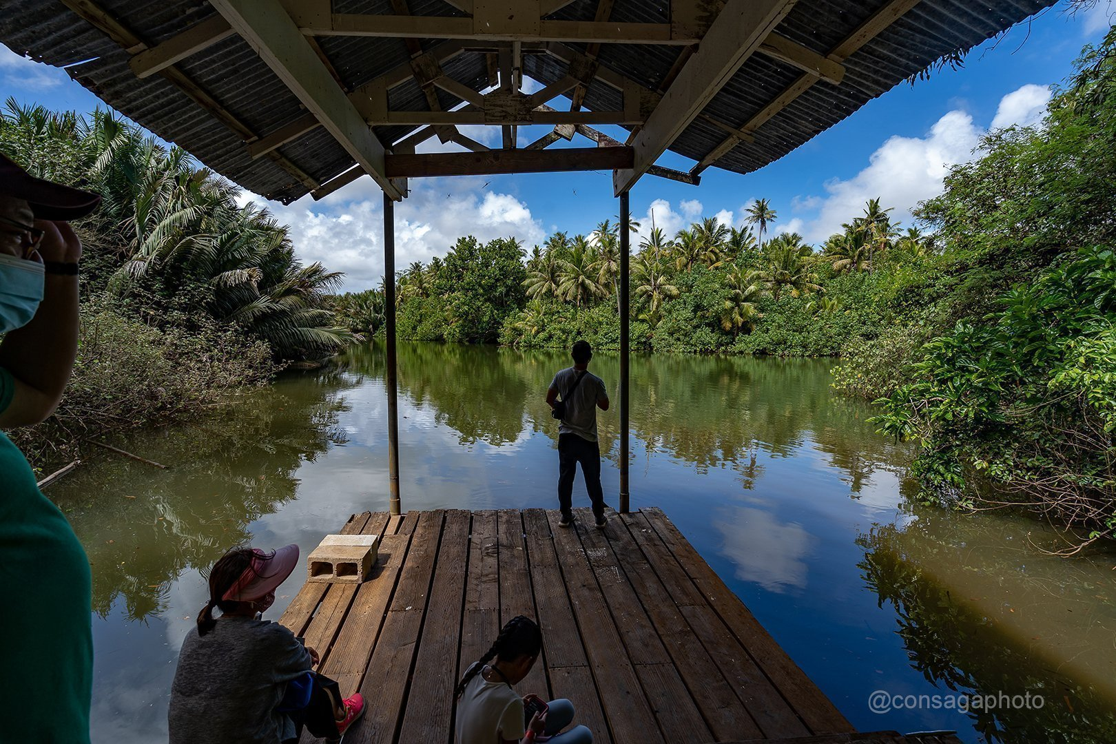 An Outdoor Adventure Things to do on Guam Photo Walk Tour with Victor Consaga