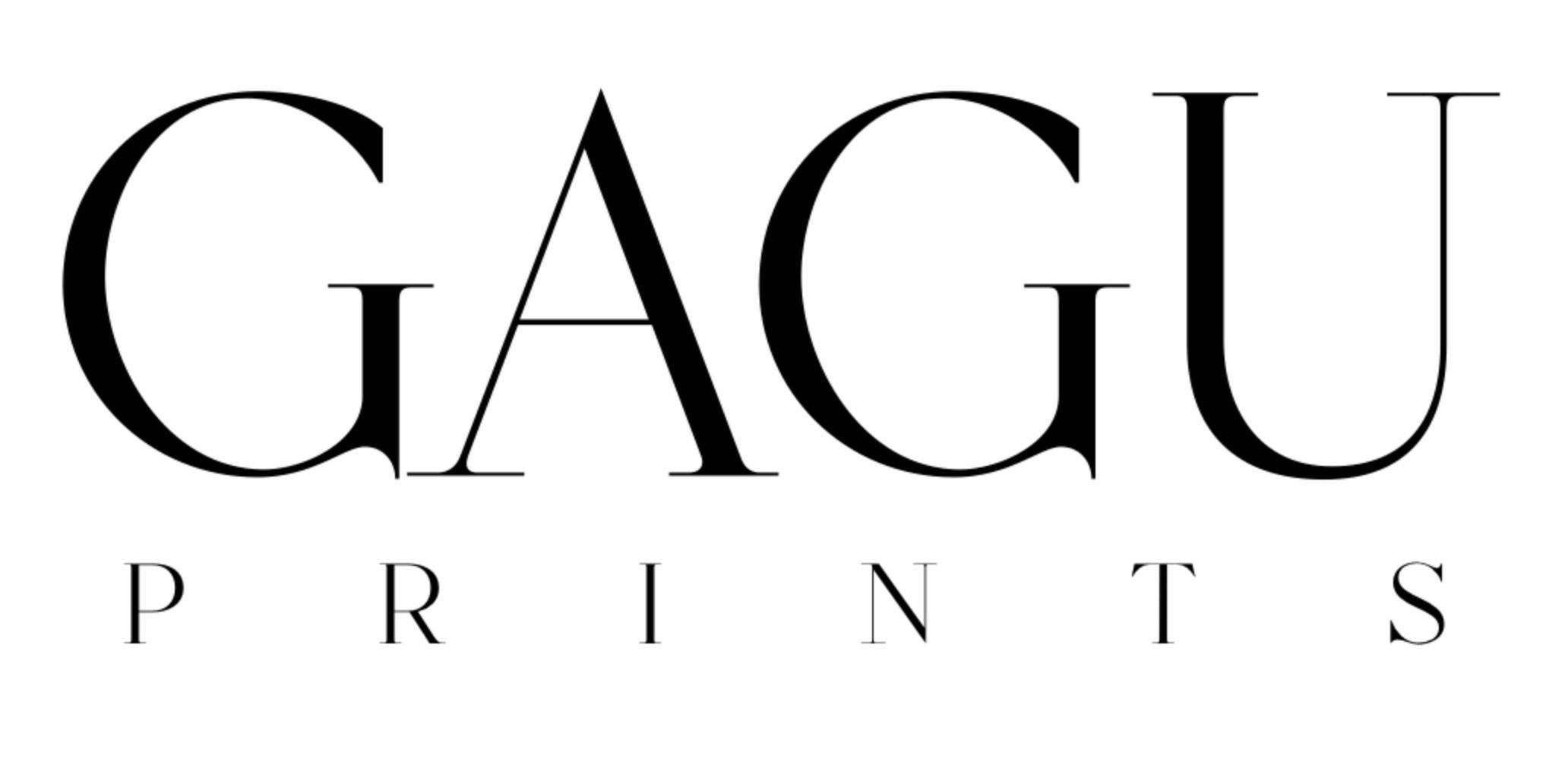 gagu prints logo